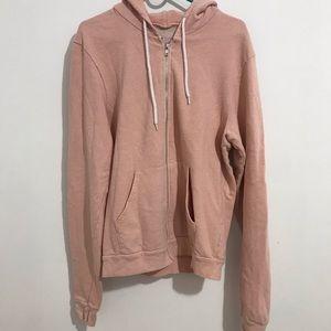 American apparel hoodie sweater